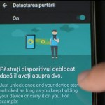 Νέα στο Android Lollipop 5, Smart Lock