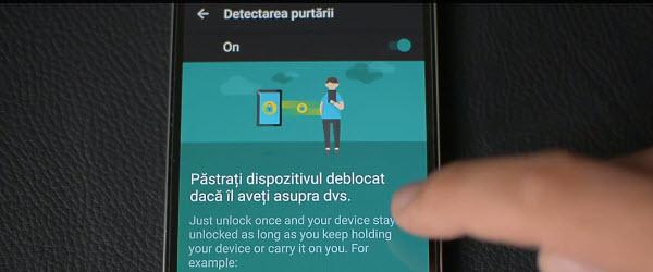 Nou in Android 5 Lollipop, Smart Lock