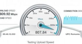 Super viteza pe net, gigabit FTTH sau fibra in casa