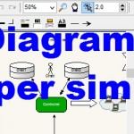 Diagram Designer, grafici di software libero