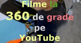 360 degrés films sur YouTube