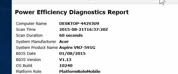 Durata de viata a baterie mai mare pe laptop, setari avansate