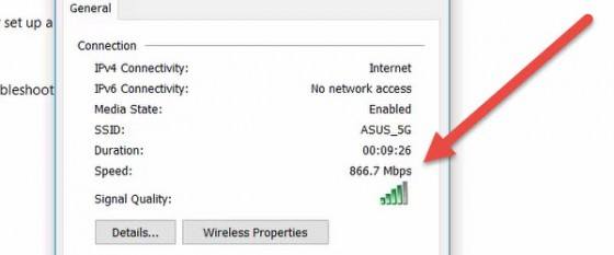 Intel montering AC 7265 den beste wi-fi nettverkskort