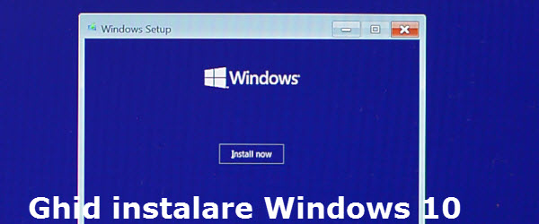Windows Installation Tutorial 10