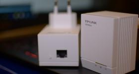 Tp-link PowerLAN 600 mbps, net la prize in toata casa