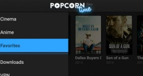 Popcorn Time for Android a iOS, nové filmy s titulkami