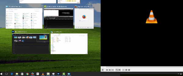 Tutorial Windows 10 multitasking