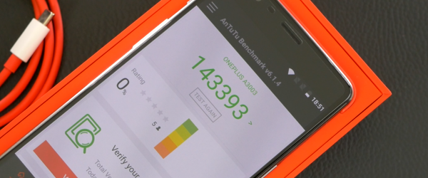 OnePlus 3, presentasjon, dyret med 6 GB RAM