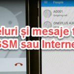 Panggilan dan mesej tanpa GSM atau WiFi, atau bencana sekolah