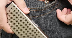 Xiaomi MI bærbar Bluetooth høyttaler, klar lyd, bass uventet