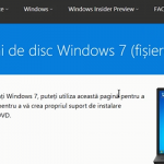 Download povezave Windows ISO 7, 8 in 10, vsaka različica
