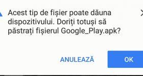 perlindungan antivirus Android