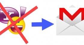 transferring data from Yahoo to Gmail
