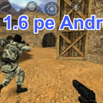 Counter Strike 1.6 na Android, original igra na PC s telefonom