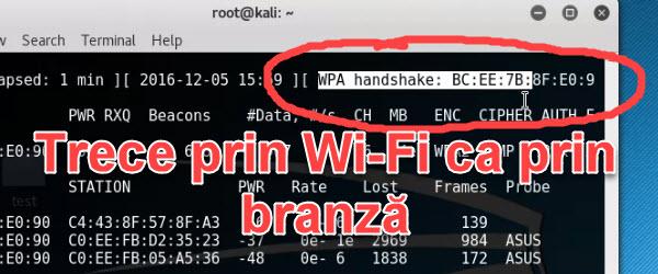 Ви-Фи мреже може бити сломљена