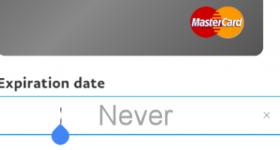 Megerősítés kártyát a PayPal számla