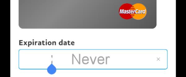 Vahvistus kortti PayPal - Maksa turvallinen