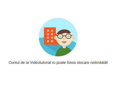 Účet videotutorial.ro Message Suite G