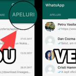 كما نعود إلى ال WhatsApp القديم
