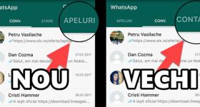 Jak jsme se vrátit ke starému WhatsApp