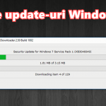 update integrasi dan service pack pada Windows 7, 8 Windows, Microsoft Office dan 8.1