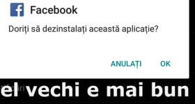 Revenire la vechiul Facebook, fără My Stories sau Direct