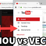 Activare Dark Mode Youtube și noua interfața material design
