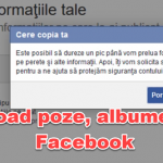 Descarcă tot de pe Facebook – foto, albume, video si mesaje