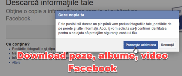 Download alles op Facebook - foto's, albums, video's en berichten