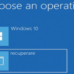 Hoe Partition Recovery Windows - een huidige partitie
