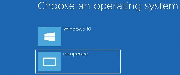 Как да направите дял за възстановяване на Windows