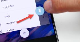 Screen pinning an application on