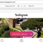Bagaimana untuk meletakkan gambar di Instagram dari komputer anda - tidak apl atau pelanjutan