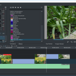 Kdenlive editor video gratis untuk Windows dan Linux