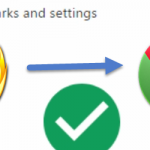 Move settings, passwords, bookmarks from Firefox to Chrome