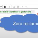 Chặn hoặc vô hiệu hóa quảng cáo của uTorrent