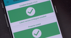 How to make root with Magisk