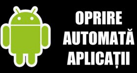 Output penutupan automatik aplikasi pada Android