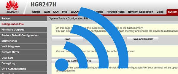Zamjena modema usluga s bržim router