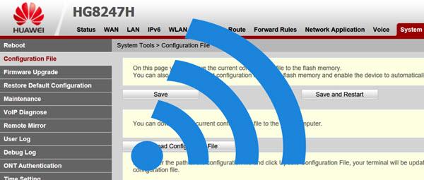 Înlocuire modem provider cu un router mai rapid