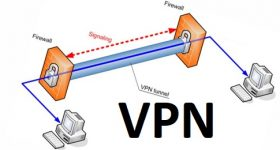 Android VPN-innstillinger VPN-server router Asus