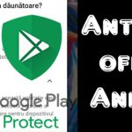 Mejor antivirus para Android es la oficial - Google Play Protect