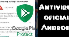 The best antivirus for Android is the official one