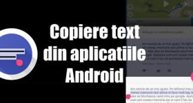 Sao chép văn bản từ bất kỳ ứng dụng Android