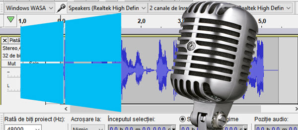 錄音從Windows沒有丟失,沒有立體聲混合