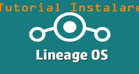 Pasang lineageos