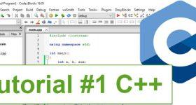 Introduktion till programmering - C ++ handledning - 1 kurs