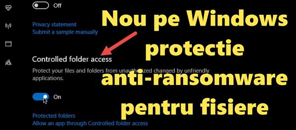 cartelle protette ransomware, Videotutorial proteggere i file ransomware, come si fa a difendere il ransomware, come proteggersi dal ransomware file video dimostrativi protetti ransomware, esercitazione proteggere le cartelle infezione ransomware, proteggere i file importanti da ransomware, proteggere i file prezioso ransomware, Controlled accesso cartella protetta cartelle cartella videotutorial accesso controllato, previene la perdita di dati importanti, evitando la perdita di file importanti