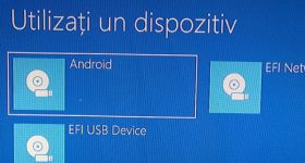 Instalare Android și Windows pe același PC în Dual Boot