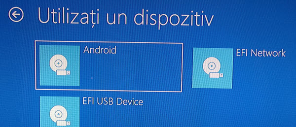 Installeer Android en Windows op dezelfde pc in Dual Boot